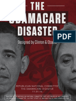 The ObamaCare Disaster