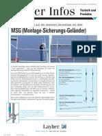 LY info 2009.05 MSG de
