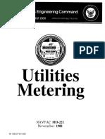 Utilities Metering
