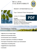 Environmental Law Group 3 Project-1