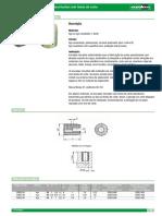 07652 Datasheet 16565 Encaixes Roscados Autocortantes Com Fenda de Corte--pt