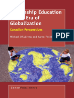 Citizenship Education in the Era of Globalization