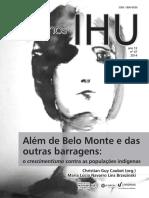 CADERNOS IHU  47ª edição - Além de Belo Monte e das outras barragens