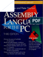 Socha, Norton-Assembly Language for the PC-3rd Edition-1992