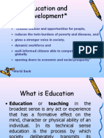 Education Ppt