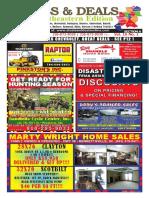 Steals & Deals Southeastern Edition 11-3-16