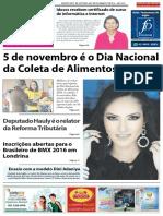 Jornal União, exemplar online da 27/10 a 02/11/2016.