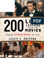 200 Love Lessons From the Movie Leslie C. Halpern