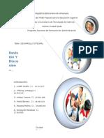 Revisión y Discusión de Los Principios Del Nuevo Modelo Educativo y Su Significado Para Los Estudiantes.