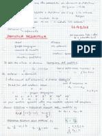 Appunti Probabilità e Statistica