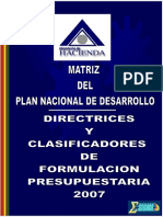 PND Matrices