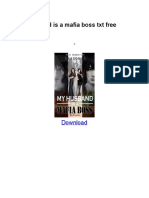 My Husband is a Mafia Boss t Xt Free Download