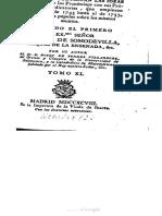 Torres Villarroel Libro Segundo de Los Extractos de Los Pronósticos