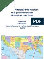 Linda 2015 Antigua Keynote de Los Principios a La Accion