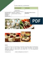 Los Números en Gastronomia 22
