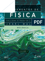 Fundamentos Da Física I - Halliday & Resnick - 9ª Ed - Mecânica - Português - PT-BR - Colorido
