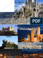 Abruzzo's Places to Visit
