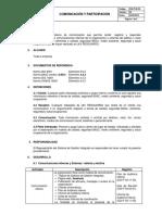 Procediemitno Comunicacion y Participacion Basc Ejemplo