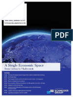 A Single Economic Space-From Lisbon to Vladivostok