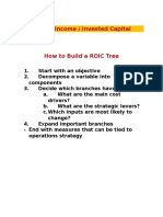 5.How to Build a ROIC Tree