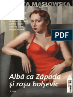 Dorota Masłowska - Alba ca Zapada si rosu bolsevic.pdf