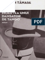 Stelian Tanase - Moartea Unui Dansator de Tango