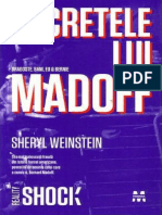 Sheryl Weinstein - Secretele Lui Madoff