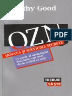 Timothy Good - OZN - Armata Si Serviciile Secrete