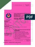 07. Assignment Sheet