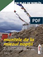 Jean-Marie Blas de Robles - Muntele de La Miezul Noptii