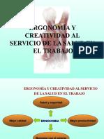 Ergonomia y Creatividad