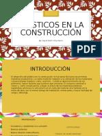Plásticos en La Construcción