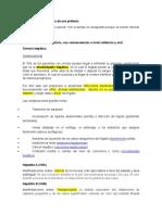 Objetivos de caso clìnico dental