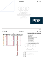 AudiA42016 Up DiagramasElectricos