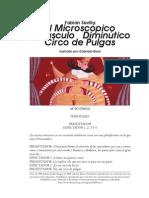 El Microscopico Circo de Pulgas