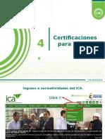 Certificaciones Fincas Ganaderas