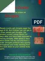 shingles ppt