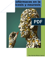 Farmacos en Neurosis y Psicosis
