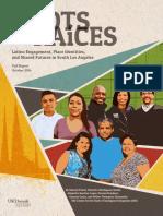 #RootsRaices Full Report CSII USC