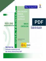 Ponencia de Pablo Orofino