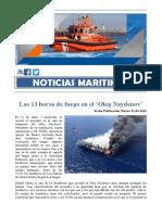 Noticias Marítimas(Abril 2015)
