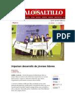 28-10-16 Impulsan desarrollo de jóvenes líderes.pdf