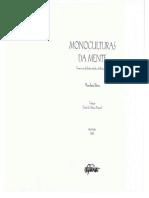 3.Monoculturas Da Mente - Shiva