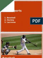 Stick Sports
