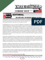 Noticias Maritimas (Epoca 2-Numero 7 DICIEMBRE 2015)