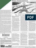 The Platteville Journal Editorial Award entry (Etc.)