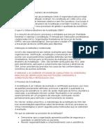 A ONA e o Sistema Brasileiro de Acreditação