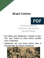 Brasil Colônia Ok