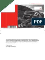 2014 F 150 SVT Raptor Supplement First Print Rp en Us 09 2013.PDF