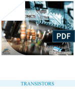 Slide 4 - Electronics (Transistors)